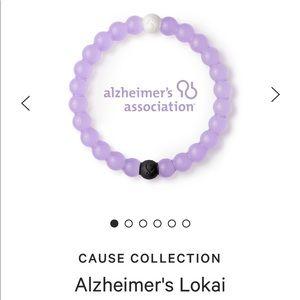 alzheimer's lokai bracelet